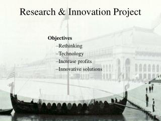 Research & Innovation Project