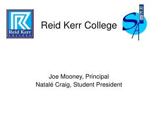 Reid Kerr College