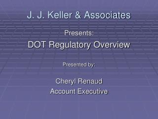 J. J. Keller & Associates