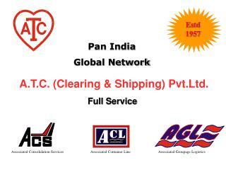 A.T.C. Clearing  Shipping Pvt.Ltd.
