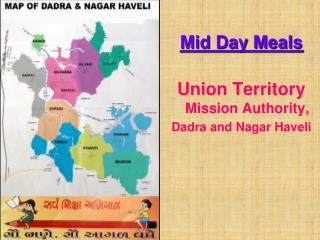 Mid Day Meals Union Territory  Mission Authority, Dadra and Nagar Haveli