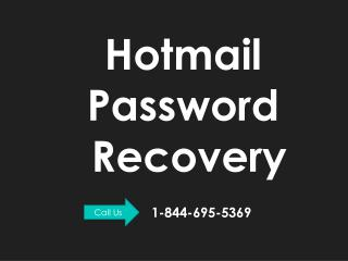 1-844-695-5369|Hotmail Technical Support Phone Number