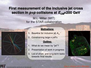First measurement of the inclusive jet cross section in  p+p  collisions at  E CM =200 GeV