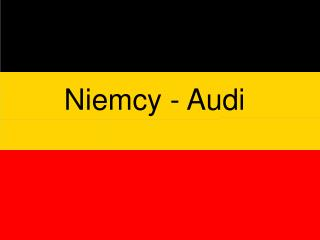 Niemcy - Audi
