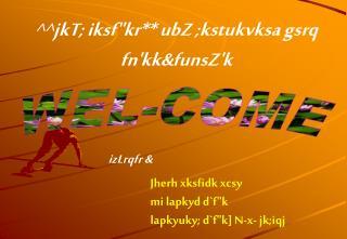 ^^jkT; iksf