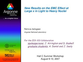 New Results on the EMC Effect at Large x in Light to Heavy Nuclei