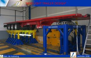 """"""" NEW LIGHT TRAILER DESIGN """""""