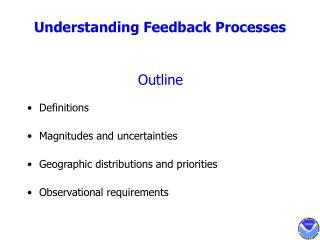 Understanding Feedback Processes