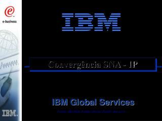 Convergência SNA - IP