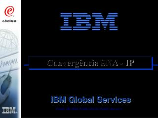 Converg�ncia SNA - IP