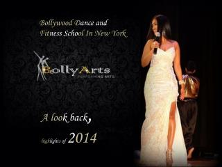 BollyArts Bollywood Dance Company - A Look Back