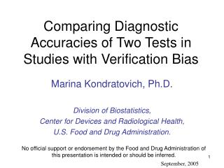 Comparing Diagnostic Accuracies of Two Tests in  Studies with Verification Bias