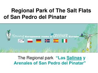 Regional Park of The Salt Flats of San Pedro del Pinatar