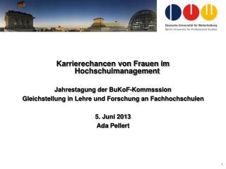Deutsche Universität für Weiterbildung (DUW) Berlin University  for  Professional Studies