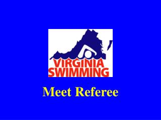 Meet Referee
