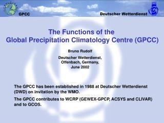 Bruno Rudolf Deutscher Wetterdienst, Offenbach, Germany, June 2002