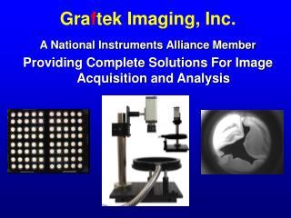 Gra f tek Imaging, Inc.