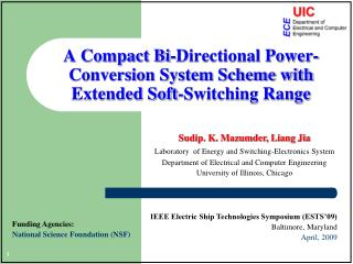 A Compact Bi-Directional Power-Conversion System Scheme with Extended Soft-Switching Range