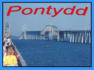 Pontydd