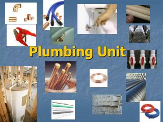 Plumbing Unit