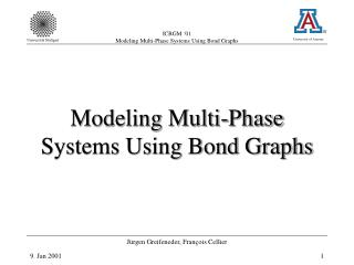 Modeling Multi-Phase Systems Using Bond Graphs