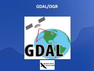 GDAL/OGR