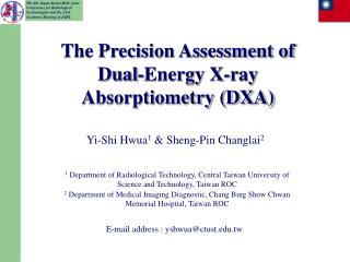 Yi-Shi Hwua 1  & Sheng-Pin Changlai 2
