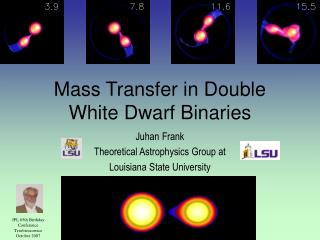 Mass Transfer in Double White Dwarf Binaries