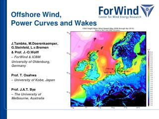 Offshore Wind, Power Curves and Wakes