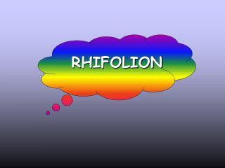RHIFOLION