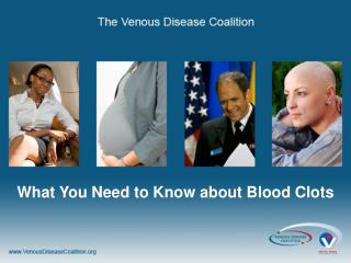 What You Need to Know about Blood Clots
