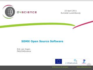 SDMX Open Source Software