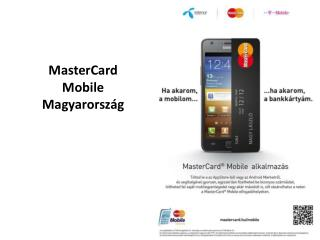 MasterCard Mobile Magyarország