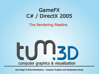 GameFX C# / DirectX 2005