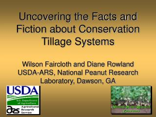Uncovering the Facts and Fiction about Conservation  Tillage Systems