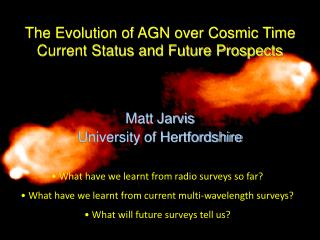 The Evolution of AGN over Cosmic Time  Current Status and Future Prospects