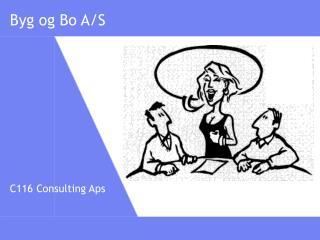 C116 Consulting Aps