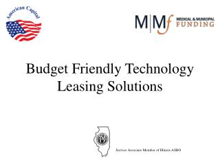 Budget Friendly Technology Leasing Solutions