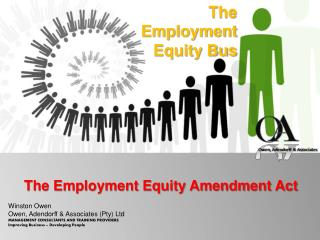 The  Employment  Equity Bus