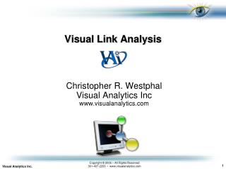 Visual Link  Analysis