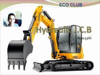 Hydraulic J.C.B