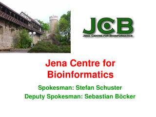 Jena Centre for Bioinformatics