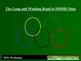 The Long and Winding Road to MODIS Data
