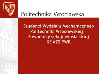 Zawodnicy sekcji wioślarskiej KS AZS PWR