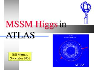 MSSM Higgs in ATLAS