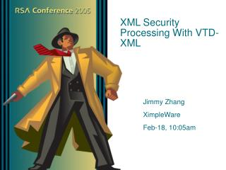 XML Security Processing With VTD-XML