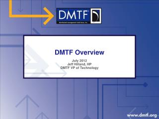 DMTF Overview