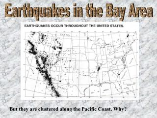 Earthquakes in the Bay Area