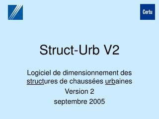Struct-Urb V2