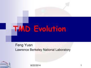 TMD Evolution